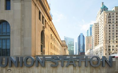 CGI Awarded Another Project at Union Station